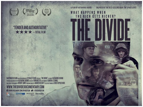 24.05.16 The Divide poster
