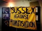 Sx Uni agst privatisation
