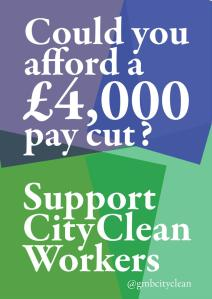 Cityclean poster
