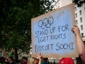 Boycott Sochi