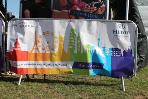 Hilton sponsors Pride