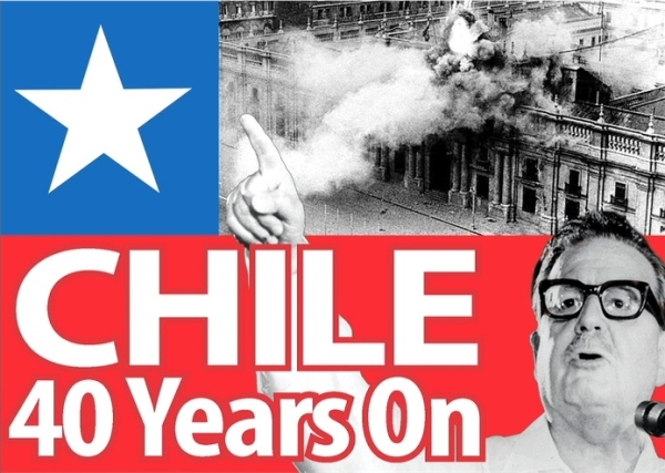 Chile 40 years on London