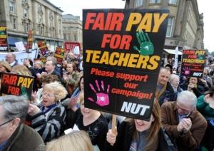 Fair Pay for Teachers