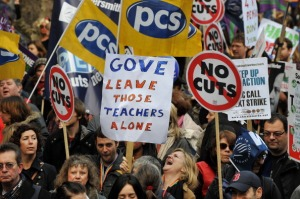 Gove Leave teachers alone