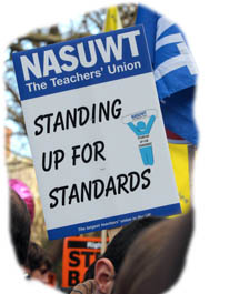 NASUWT stand up for standards