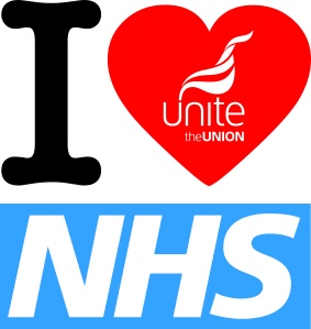 Unite loves NHS