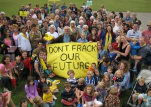 Don't frack our future