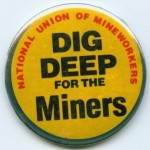 Dig deep for the miners badge