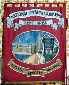 Kent NUM banner