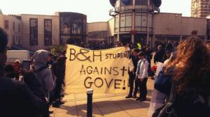 BH students against Gove