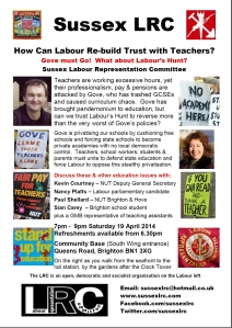 How Can Labour Re-Build Trust With Teachers_19.04.14_G