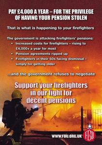 Pensions flyer