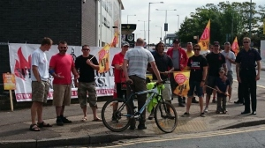 Hove picket crop