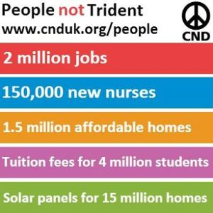 People not Trident