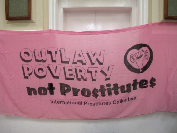 Outlaw Poverty Not Prostitutes