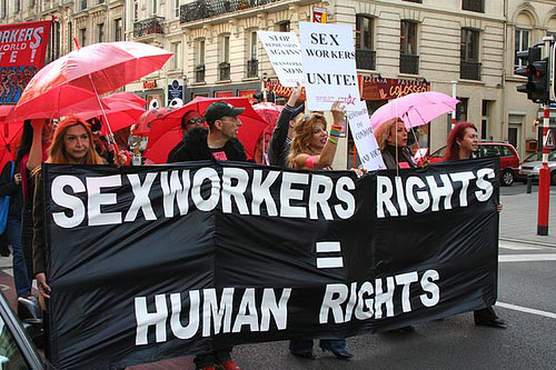 Sex Workers Rights Are Human Rights