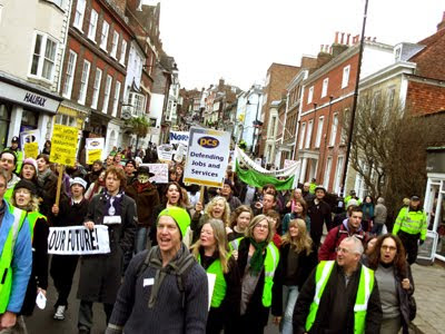 Lewes Stop the Cuts